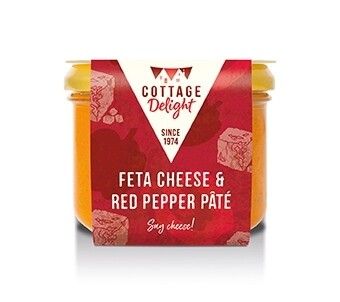 Feta Cheese & Red Pepper Pâté