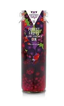 Forest Fruits in Light Syrup with Gin
