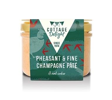 Pheasant & Fine Champagne Pâté