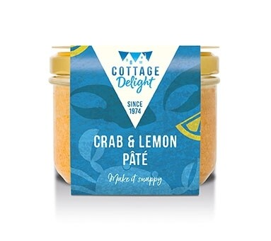 Crab & Lemon Pâté