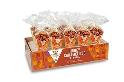 Honey Caramalised Almonds