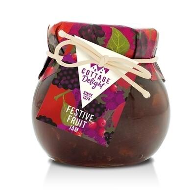 Festive Fruit Jam