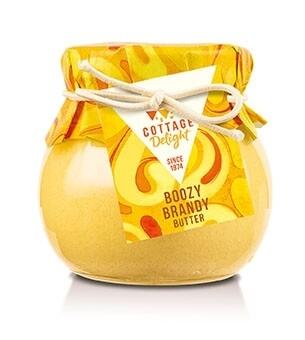 Boozy Brandy Butter