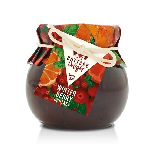 Winter Berry Chutney