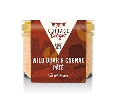Wild Boar & Cognac Pâté