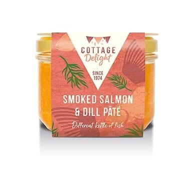 Smoked Salmon & Dill Pâté