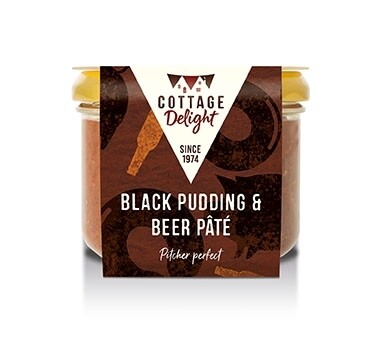 Black Pudding & Beer Pâté