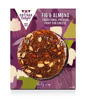 Fig & Almond Traditional Pressed Fruit for Cheese