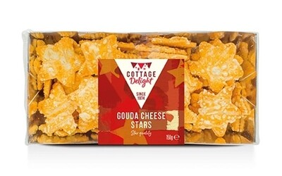 Gouda Cheese Stars