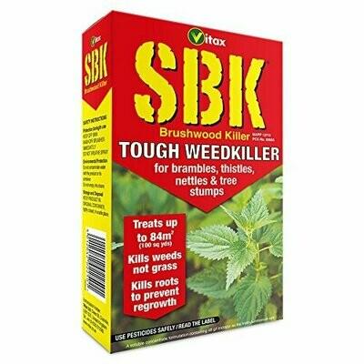 Vitax SBK 250ml Brushwood Killer Tough Weedkiller