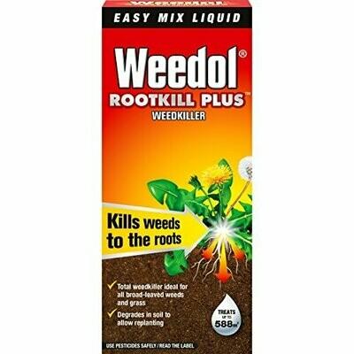 Weedol Rootkill Plus Liquid Concentrate 500 ml