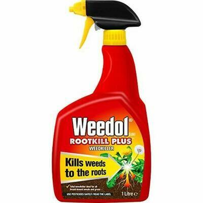Weedol Rootkill Plus Weedkiller, 1 Litre