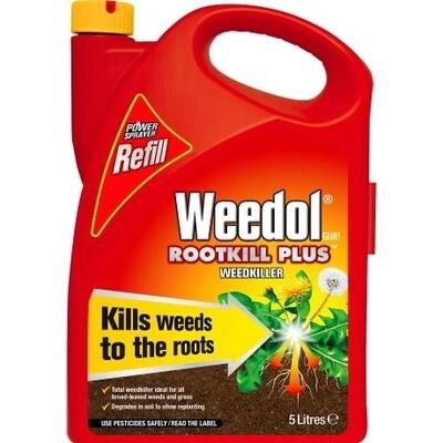 Weedol Gun Rootkill Plus 5 Litre Refill
