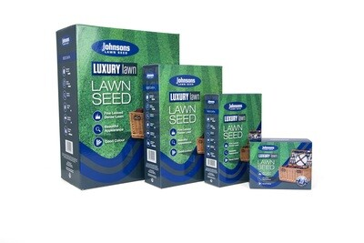 Grass Seed Luxury Lawn 500g