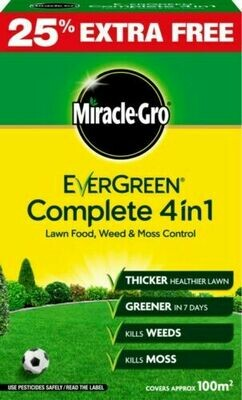 Miracle-Gro® EverGreen® Complete 4 in 1 3.5Kg