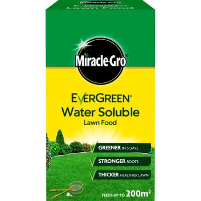 Miracle-Gro® EverGreen® Water Soluble Lawn Food 1Kg