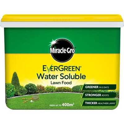 Miracle-Gro® EverGreen® Water Soluble Lawn Food 2Kg