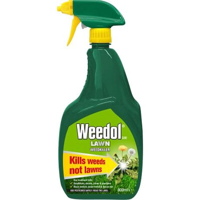 Weedol® Gun!™ Lawn Weedkiller Ready to Use