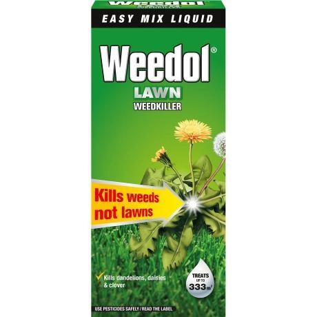 Weedol® Lawn Weedkiller (Liquid Concentrate) 500ml