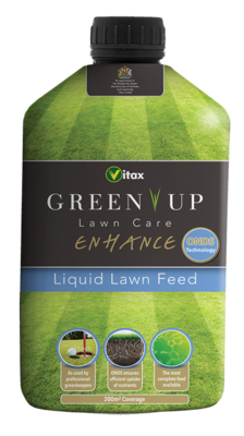 Green Up Enhance Liquid Lawn Feed