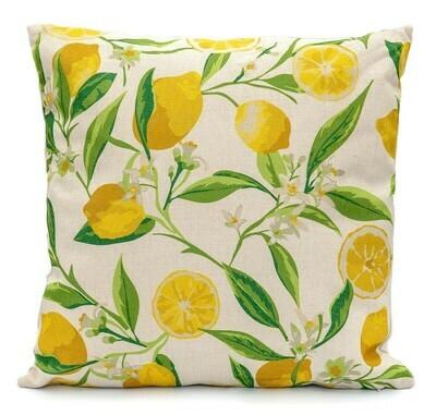 Lemon Tree Scatter Cushion