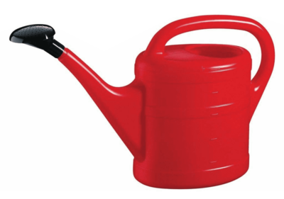 Geli Watering Can 5L Red