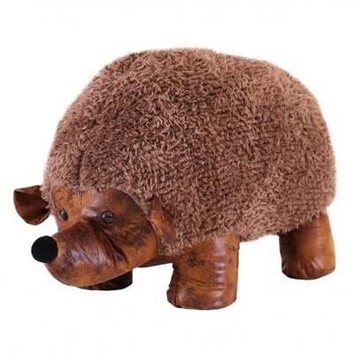 Animal footstool - Hedgehog