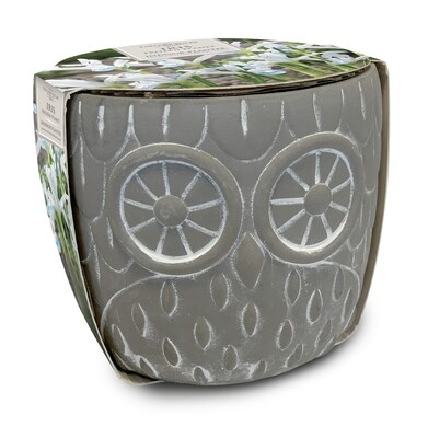 Novelty Owl Planter