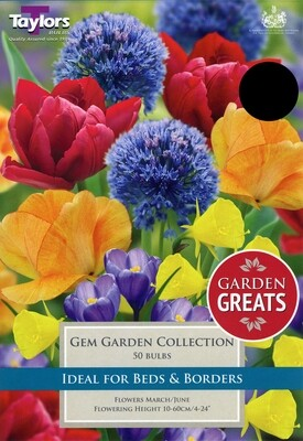 Gem Garden Collection x50