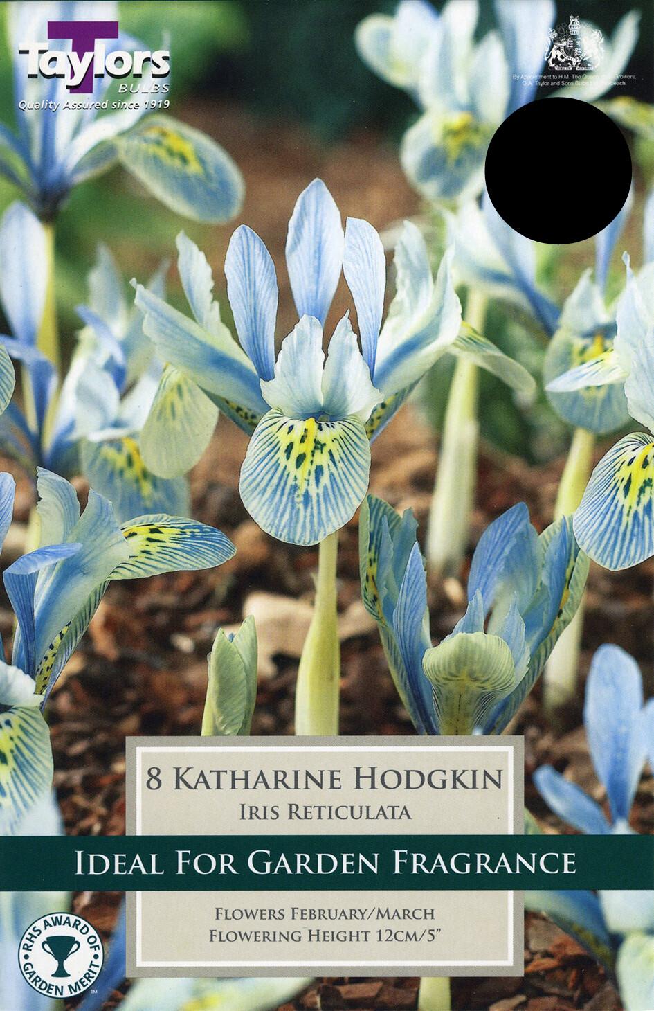 Iris Katharine Hodgkin x8
