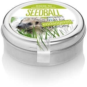 Seedball Hedgehog Mix tin