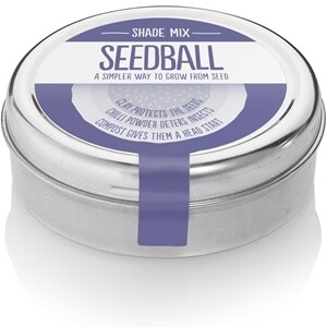 Seedball Shade Mix tin