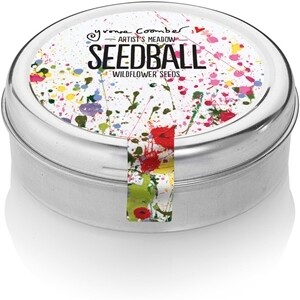 Seedball Artist Meadow tin