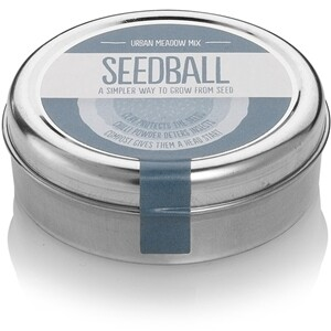 Seedball Urban Meadow tin