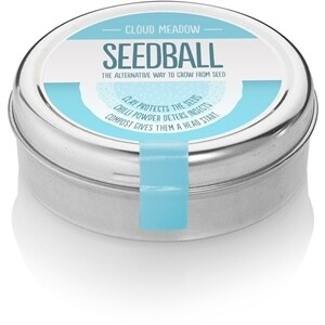 Seedball Cloud Meadow tin