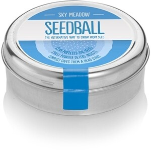 Seedball Sky Meadow tin