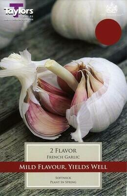 Garlic French Flavour x2
