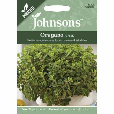 Herb - Oregano Greek