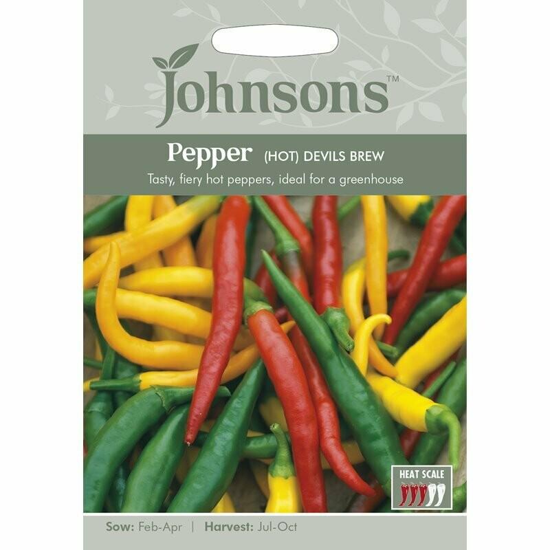 Pepper (Hot) Devil's Brew