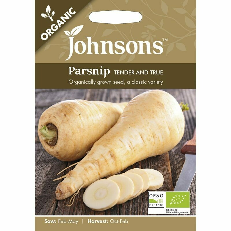 Parsnip Tender & True (org)
