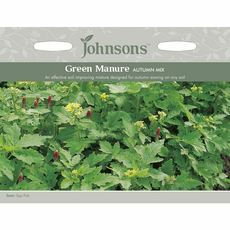 Green Manure Autumn Mix