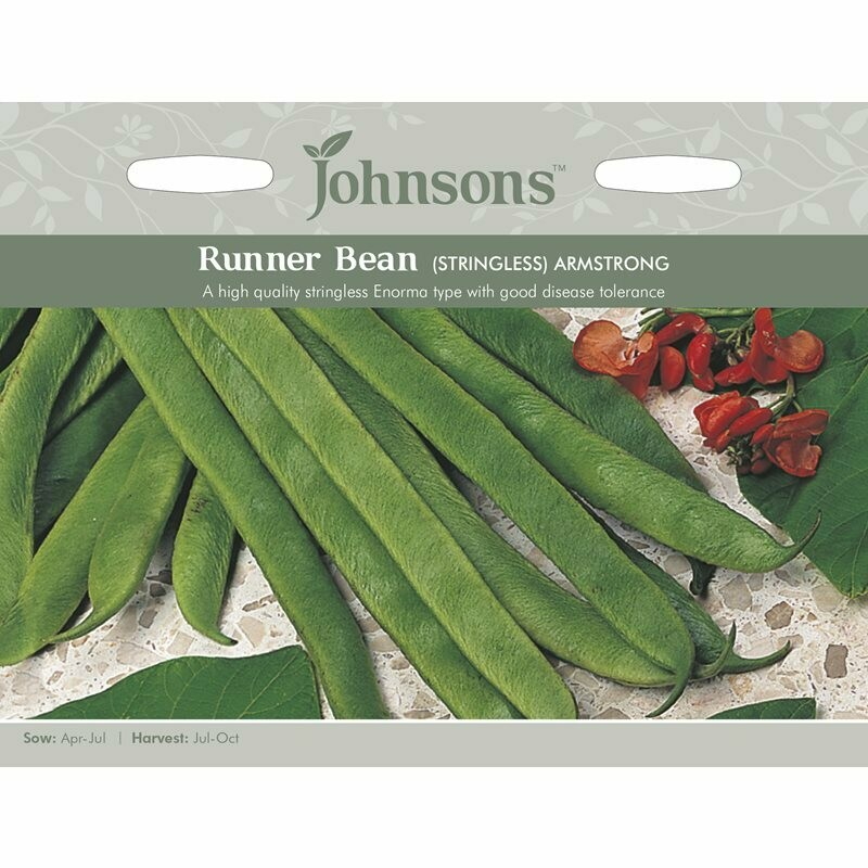Runner Bean Armstrong (Stringless)