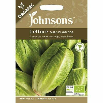 Lettuce Parris Island Cos (org)