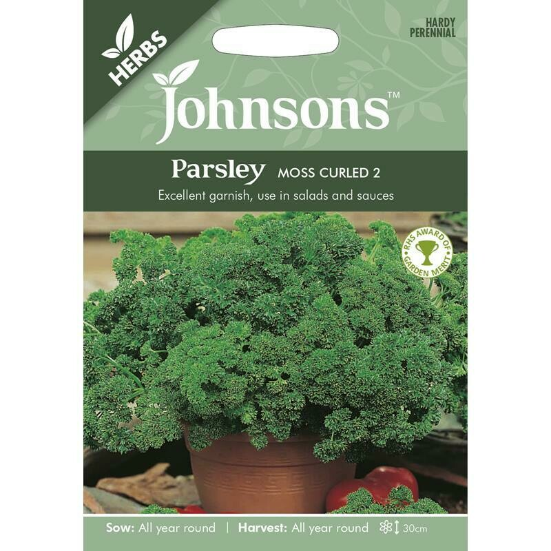Herb - Parsley Moss Curled 2