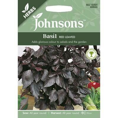 Herb - Basil Red Leaved