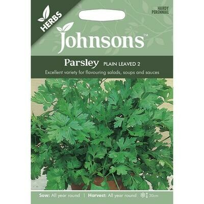 Herb - Parsley Plain Leaved 2