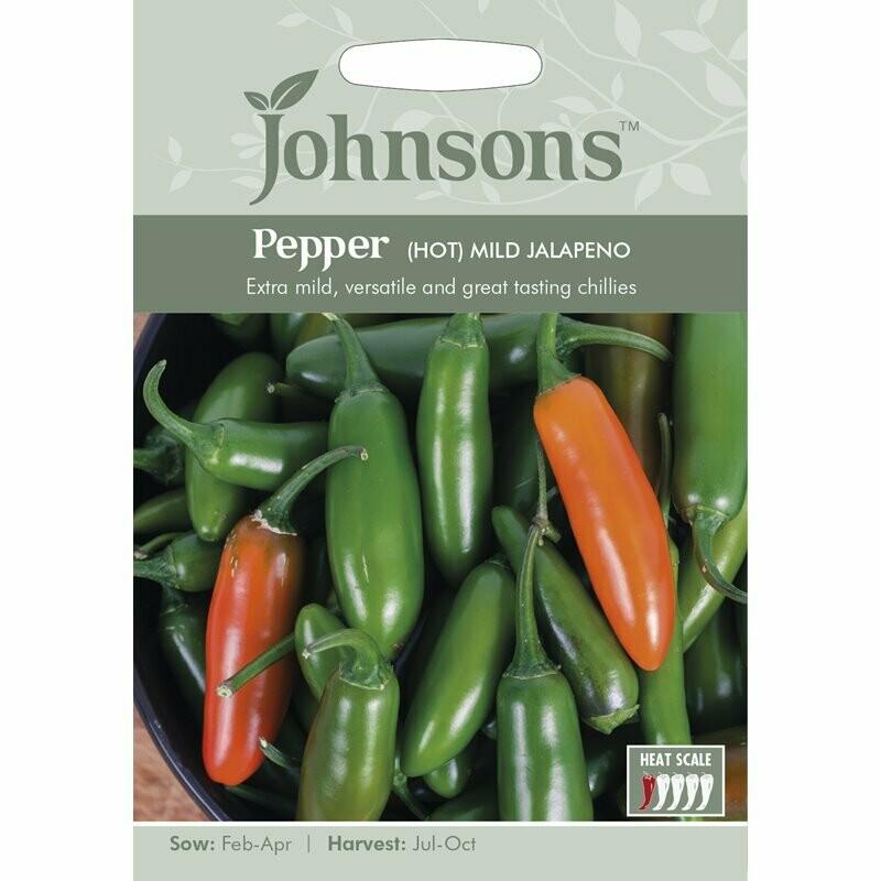 Pepper (Hot) Mild Jalapeno