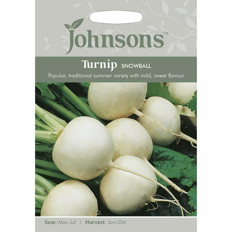 Turnip Snowball