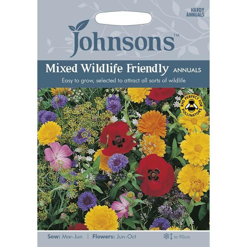 Mixed Wildlife Friendly Annuals