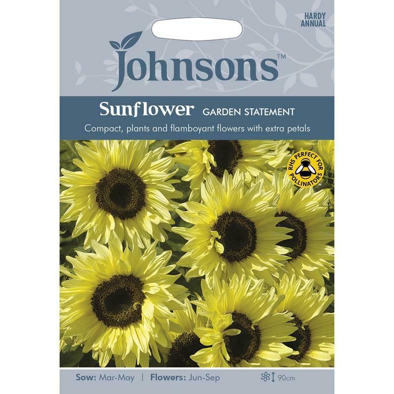 Sunflower Garden Statement